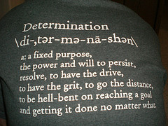 determinination-picture